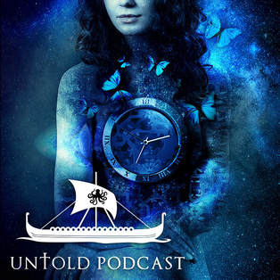 Untold Podcast 82 - Who Argued for My Soul by R. E. Diaz